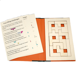 Puzzle Solution for Puzzle Booklet - Pentomino