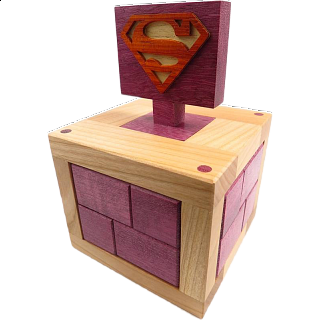 Puzzle Solution for Superman