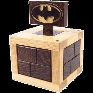 Puzzle Solution for Batman