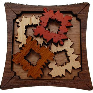 Puzzle Solution for Edelweiss 4.0