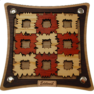 Puzzle Solution for Edelweiss 9.0 (Frame 1)