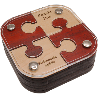 Puzzle Solution for Puzzle Box 002 Deluxe