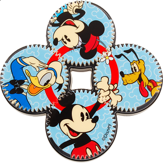 GearShift Brain Teaser - Disney Mickey Mouse