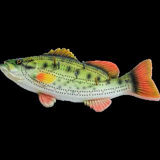 Cribbage Board - Largemouth Bass