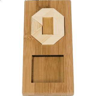IQ-Test - Letter O Puzzle