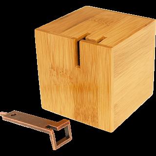 Puzzle Solution for ThinkIQ - Amazing Cube #2