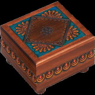 Kaleidoscope Puzzle Box #2