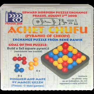 Achet Chufu (Pyramid of Cheops)