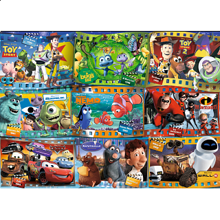 Disney Pixar Movies