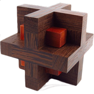 Puzzle Solution for Inner Cube 2