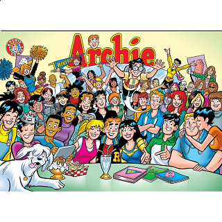 Archie: The Gang At Pop's