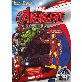 Metal Earth: Marvel - Iron Man