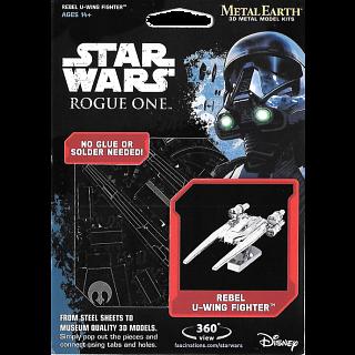 Metal Earth: Star Wars - Rebel U-Wing Fighter