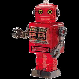 3D Crystal Puzzle - Tin Robot