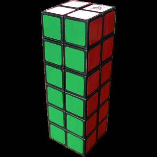 WitEden 2x2x6 Cuboid Cube - Black Body