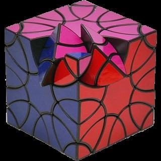 Clover Cube - Black Body