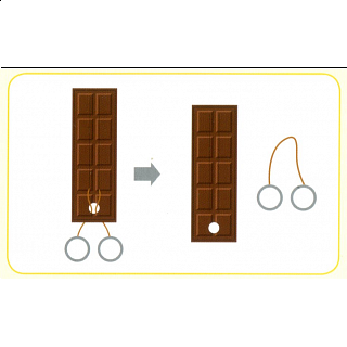 Rings in Chocolate