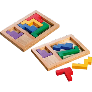 Puzzle Solution for Packing Challenge