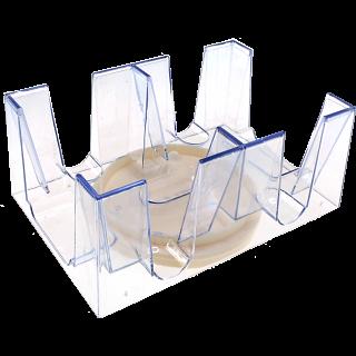 Revolving Card Holder - 6 Decks