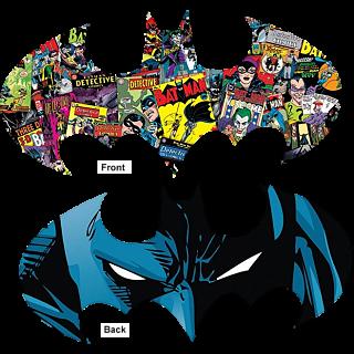 Batman - 2-sided Shaped Jigsaw Puzzle