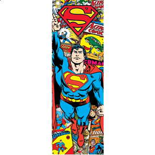 Superman Retro Slim Puzzle