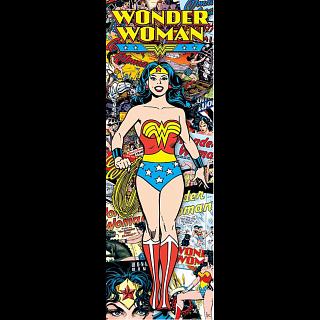 Wonder Woman Retro Slim Puzzle