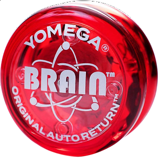 Brain (Red) - Auto Return Yo-Yo