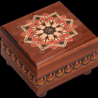 Kaleidoscope Puzzle Box #3