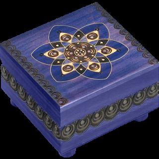 Kaleidoscope Puzzle Box #4