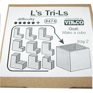 L's Tri-Ls (with tray 2)
