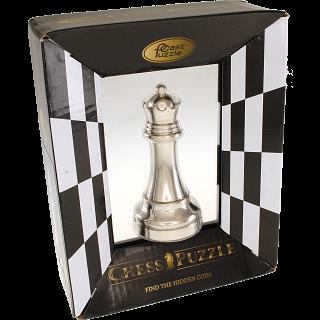 Silver Color Chess Piece - Queen
