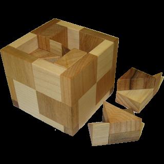Three Wedges (tray 2)