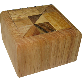 Puzzle Solution for Theo's Box (tray 2)