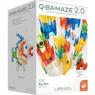 MechanicalPuzzle-Q-BA-MAZE 2.0-TheMetagrobologist