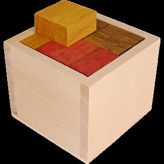 MechanicalPuzzle-Gala Cube-Irina Novichkova-TheMetagrobologist