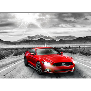 2015 Ford Mustang GT: Fifty Years of Power
