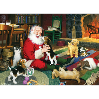 Santa's Playtime