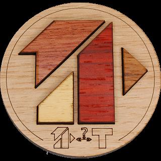"""Minipuzzle - """"T"""""""