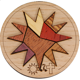 Minipuzzle - Holy Star