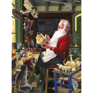 Santa's Workbench