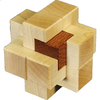 Puzzle Solution for Clamped Cube