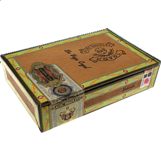 Cigar Puzzle Box Kit - Don Tomas: Yellow