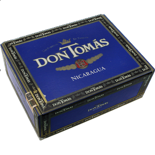 Cigar Puzzle Box Kit - Don Tomas: Blue