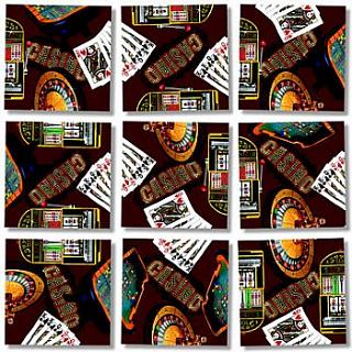 Scramble Squares - Casino