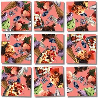 Puzzle Solution for Scramble Squares - Ice Cream, You Scream!