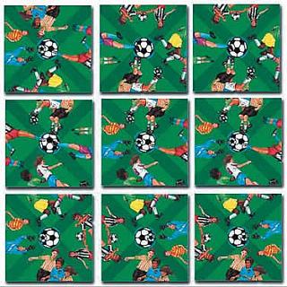 Scramble Squares - Soccer
