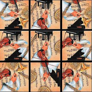 Scramble Squares - Symphony