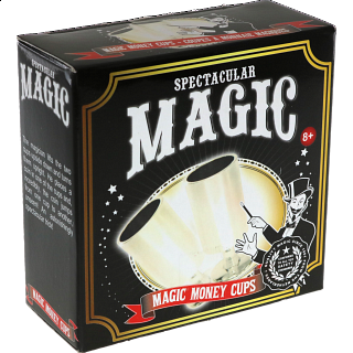 Mini Pocket Trick - Magic Money Cups