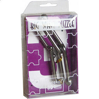 Puzzle Solution for Big Wire Puzzle #3