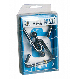 Puzzle Solution for Big Wire Puzzle #6